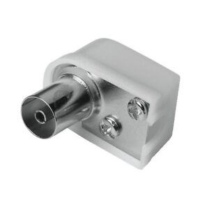 Macho-Angulo-Recto-RF-Coaxial-Tv-Antena-Conector-Coaxial-Digital-de-90-grados