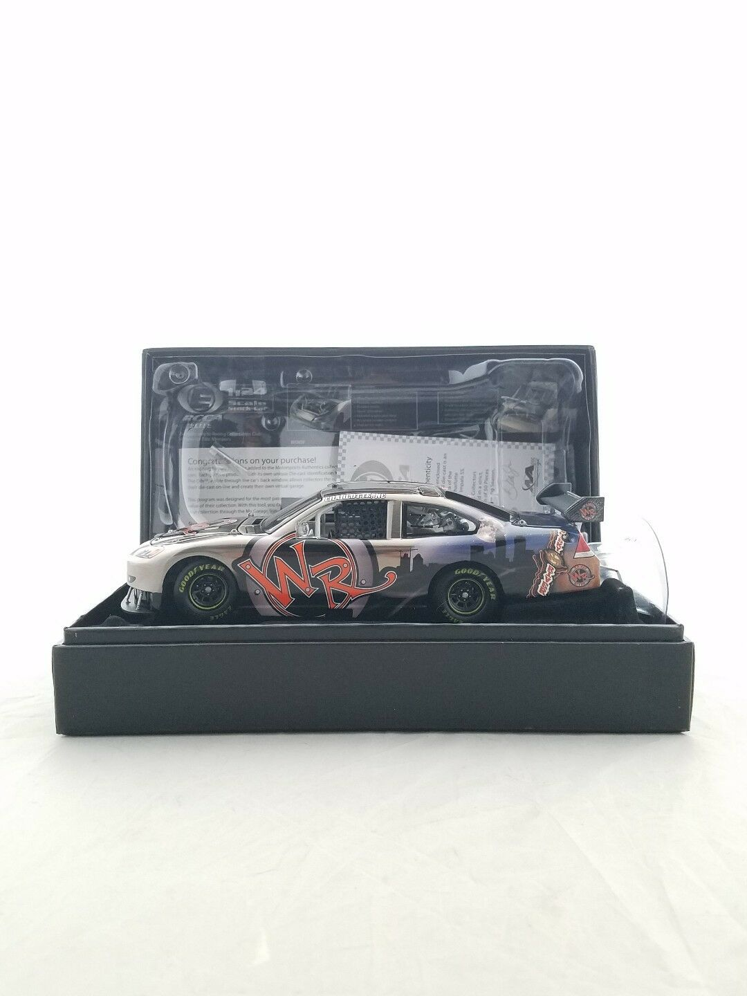 2009 Dale Earnhardt Jr. Jr. Jr. Whisky River Impala SS Brushed Metal 1 24 RCCA Elite 2a3ba8