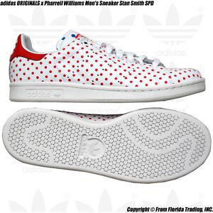 34778ed3a8bdd adidas ORIGINALS x Pharrell Williams Men s Sneaker Stan Smith SPD ...