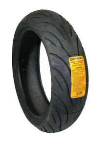 Continental Motorcycle Tire 180/55ZR17 Conti Motion Rear 180-55-17