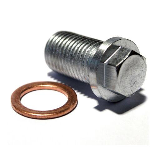 For Mercedes Benz Engine Sump Drain Plug Bolt A168 W124 C202 C203 S203 W203 W210