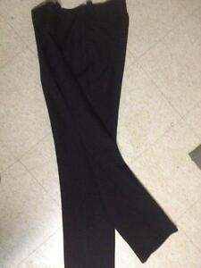 """Mesdames Circle T Western Équitation Pantalon Sz 13/14 Noir * Très Bon état Taille 32""""-afficher Le Titre D'origine Techniques Modernes"""
