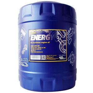 5W-30-Motoroel-10-Liter-MANNOL-Energy-5W30-VW-502-00-505-00-ACEA-A3-B3-MB-229-3