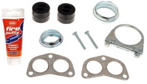 Ford Mondeo Mk3 ST 2.2 TDCi Rear Exhaust Box Silencer 04-07 FITTING KIT