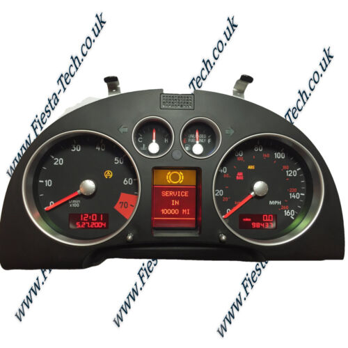 AUDI TT MK1 INSTRUMENT CLUSTER DASHBOARD Complete REPAIR SERVICE Gauges and LCD