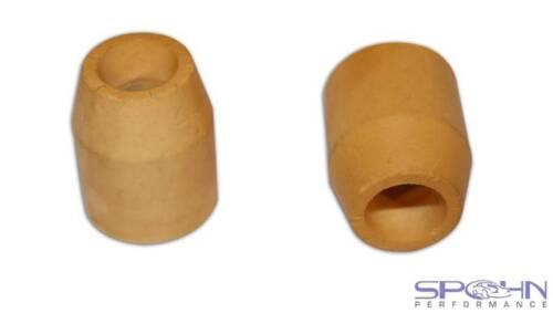 18mm Shock or Strut Shaft Mounted Progressive Rate Rubber Bump Stops