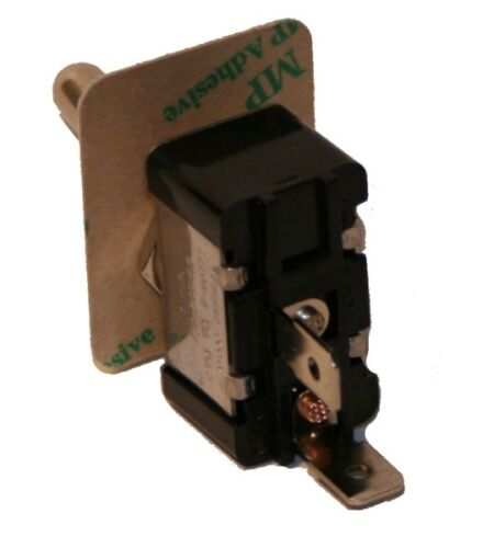 Labeled Marine SPST Underwater Lts Label TOGGLE Switch sealed waterproof