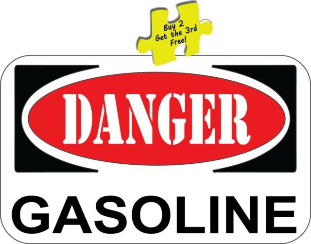 Danger Hot Surface OSHA//ANSI Yellow//Black Warning Safety Decal Sticker # 324