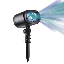 EASYmaxx LED Strahler Polarlicht und Laserstrahler 2in1 Außen Outdoor Hauswand
