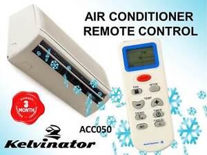 genuine kelvinator air conditioner remote control 6711a20013w rh ebay com au