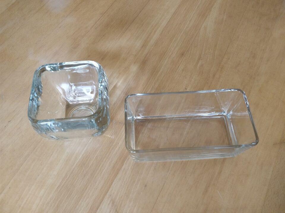 Glas, Skåle