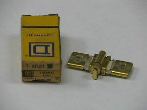 Overload-Relay-Thermal-Unit-B0-81-Square-D