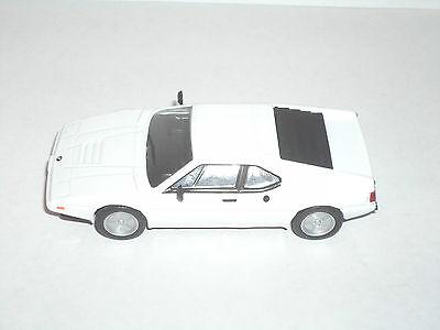 Sammlung Modellauto BMW 1 SERIE  von DeAgostini 1:43 # 2