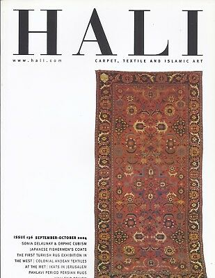 Hali Magazine 136 Sep Oct 2004