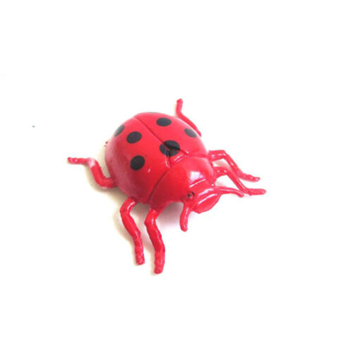 8pcs//set Plastic Insect Reptile Model Figures Kids Favor Educational Toy LC