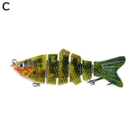 Lure Robotic Swimming Free Shipping Freshwater Hot Sale V2M4