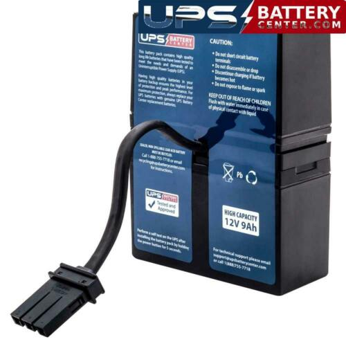 APC Back-UPS RS 800VA BR800BLK Compatible Replacement Battery Pack