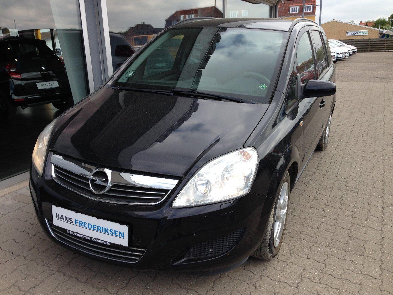 Opel Zafira 1,9 CDTi 120 Enjoy 7prs 5d - 65.000 kr.