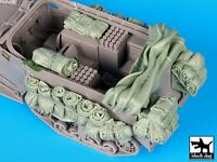 Black Dog 1/35 M4 81mm Mortar Carriage Accessories Set No.2 (for Dragon) T35125