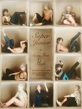 Super Junior 6th Album Sexy, Free, & Single (CD)