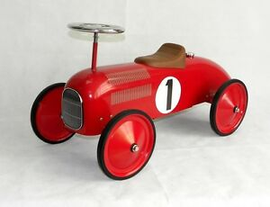 Scoot-along-Speedster-Racer-Ride-On-Kids-Car-in-Red