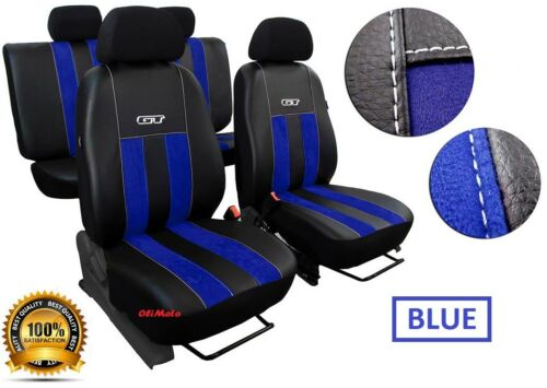 Eco-Leather Alicante Tailored Set Seat Covers  Skoda Superb Mk3 2015 on