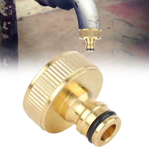 Practial Tool Quick Connection Hose Connector Water Pipe Adapter for Home Garden