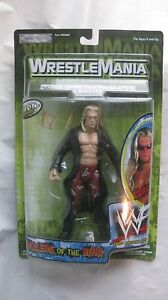 WWF-WrestleMania-2000-Rulers-Of-The-Ring-The-Edge-Tron-Ready-Figure-NEW-t613