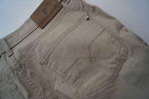Pierre-Cardin-Herren-Men-Comfort-Hose-stretch-Jeans-34-30-W34-L30-beige-TOP-AB2