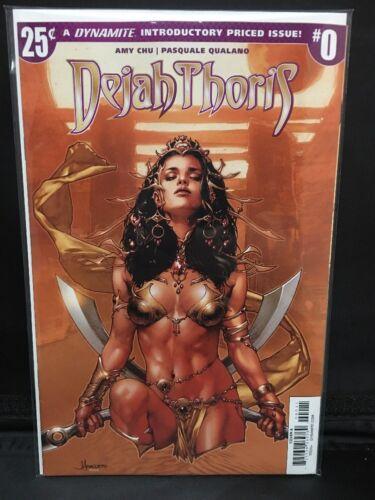 Dejah Thoris #0  Dynamite Comic Book cvr.A New Unread Copy! Amy Chu