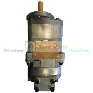 s l300 hydraulic gear pump 705 52 20100 7055220100 for komatsu wa450 1