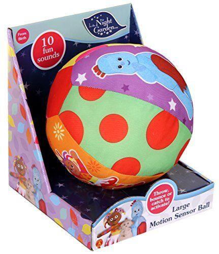 In the Night Garden Large Motion Sensor Ball