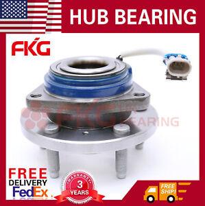 Front-Wheel-Hub-Bearing-for-Buick-Pontiac-Grand-Prix-Aztek-Montana-w-ABS-513121