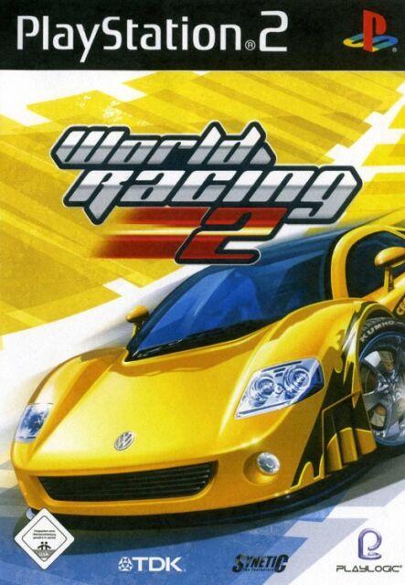 World Racing 2 mit Anleitung (PS2) - DVD wie Neu