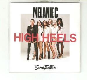 MELANIE-C-MEL-C-FT-SINK-THE-PINK-HIGH-HEELS-BRAND-NEW-8-REMIX-CD-PROMO