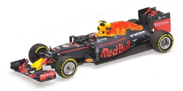 Rosso Bull Racing Tag Heuer Rb12 Daniil Kvyat F1 2016 1:43 Model MINICHAMPS