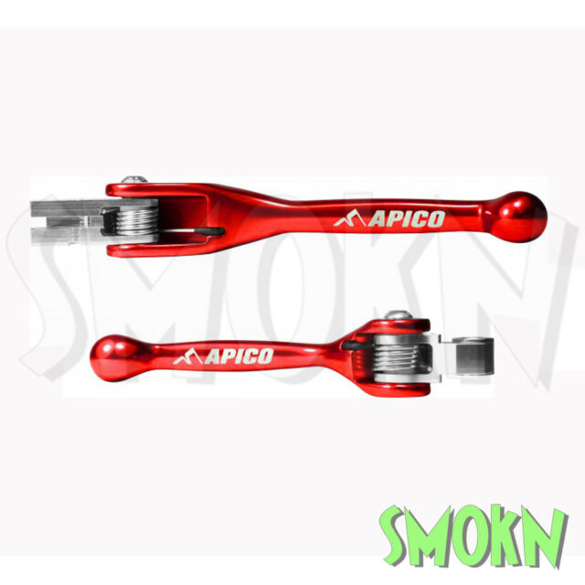 HONDA FLEX LEVER SET CRF 250R 450R 07-16 CRF250 CRF450 250 450 R CRF250R CRF450R