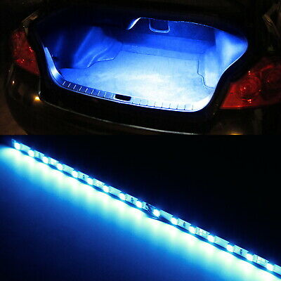 30cm Red 18SMD LED Strip Light For Car Trunk Cargo Area or Interior Illumination