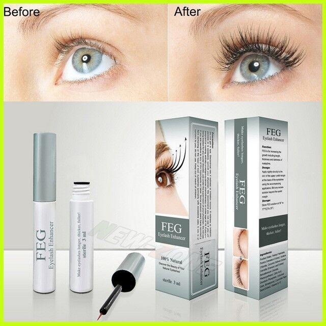 Eyelash Enhancer Growth Serum Feg Liquid Rapid Lash Eye 3ml Original