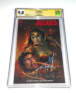 DCeased-2-CGC-9-8-SHANNON-MAER-Comic-Mint-Exclusive-Variant-SS-Tom-Taylor