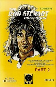Rod-Stewart-Collection-Part-Two-Import-Cassette-Tape
