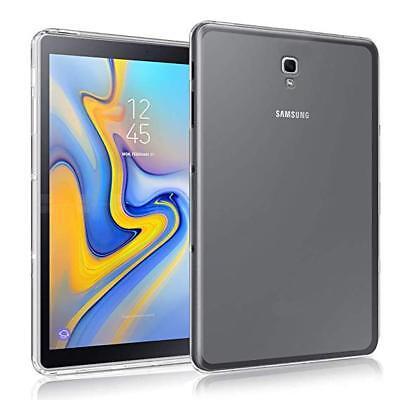 "Funda Transparente Silicona Samsung Galaxy Tab S4 T830 10.5"" Tablet Morbido E Antislipore"