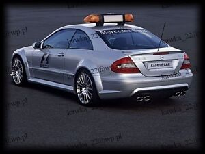 Mercedes-CLK-W209-Rear-Trunk-Boot-Lip-Spoiler-PRIMED-amp-QUALITY
