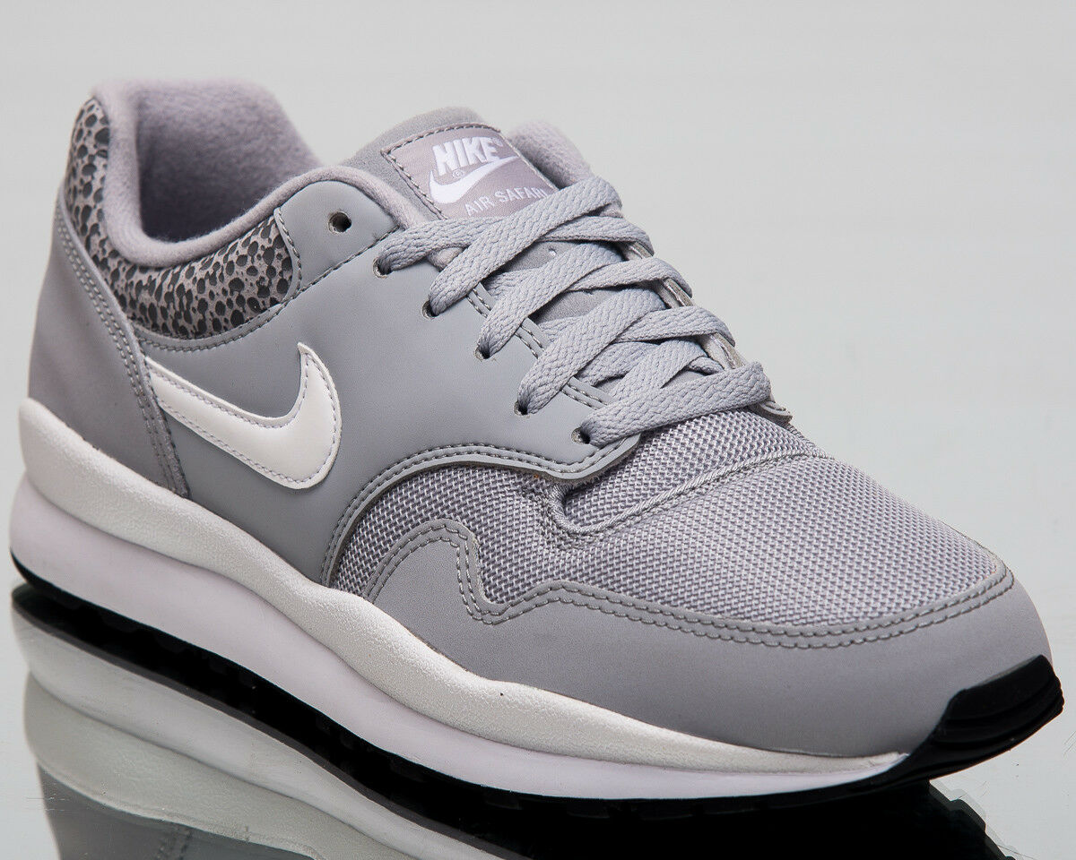 Nike Air Safari Lifestyle shoes Wolf Grey White Back 2018 Sneakers 371740-011