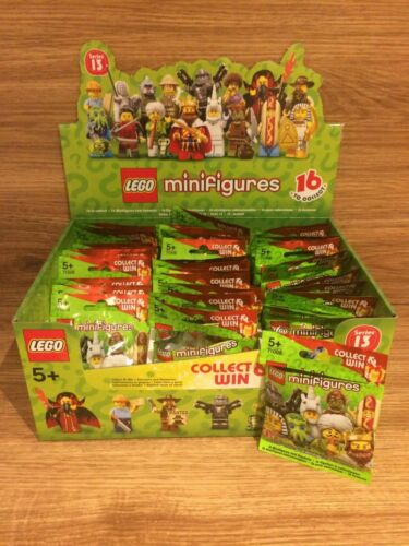 LEGO Minifigures 71008 Series 13 Pick Your Own Character Prices Vary