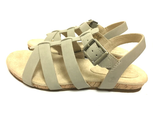 Timberland Spaulding Gladiator Women/'s Casual leather Sandals Size.UK-5//4 A1408
