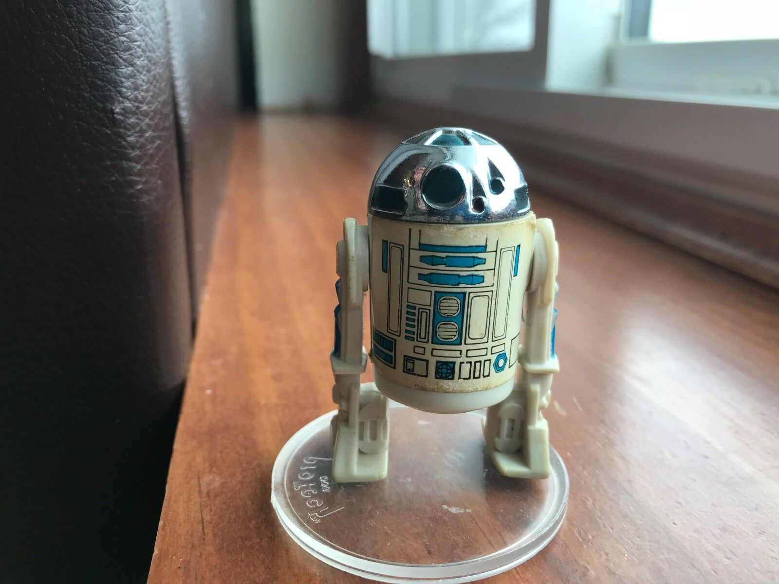 R2 - d2 solide kuppel vintage - kenner star - wars - actionfigur nm.taiwan coo