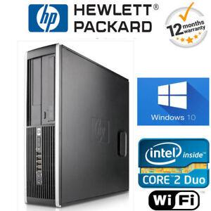 HP Compaq SFF Fast cheap Desktop 4GB 250GB HDD WIFI Windows 10 - Stevenage, Hertfordshire, United Kingdom - HP Compaq SFF Fast cheap Desktop 4GB 250GB HDD WIFI Windows 10 - Stevenage, Hertfordshire, United Kingdom