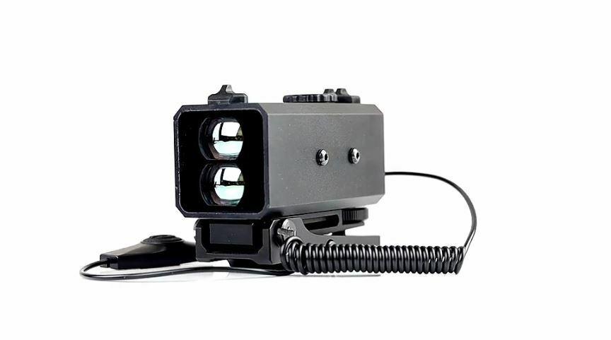 Telémetro Láser Elite OLED 5-700 yardas Picatinny Montable  en día y noche  tienda en linea