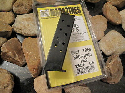 Mags 2-Pack Magazine Mag fits Savage Model 1917 in 380 ACP 7 RD .380 USA MADE
